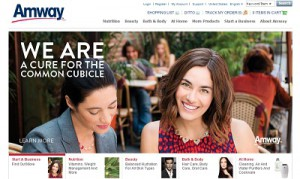 Amway Website